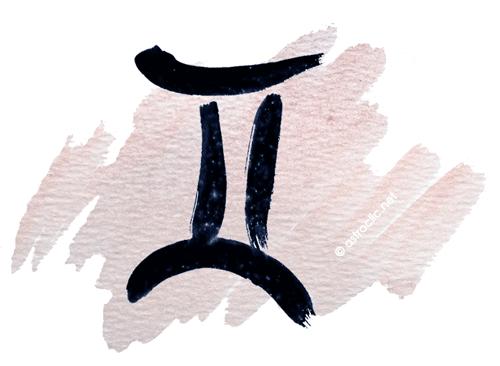 signe zodiacal des Gémeaux