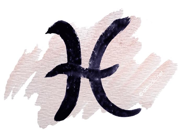 signe zodiacal du Poisson