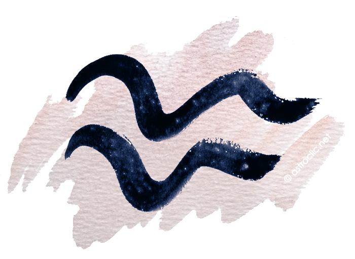 signe zodiacal du Verseau
