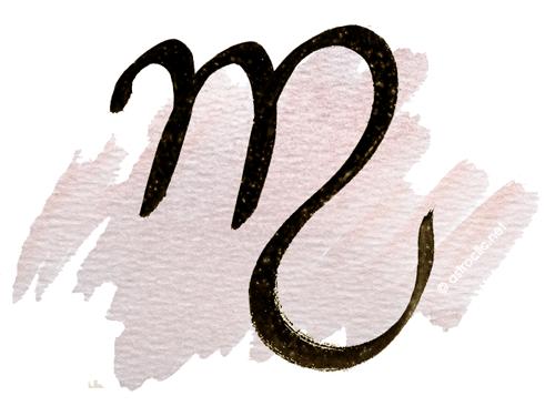 signe zodiacal de la Vierge